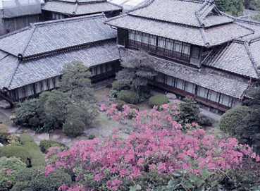 旧鍋島家住宅