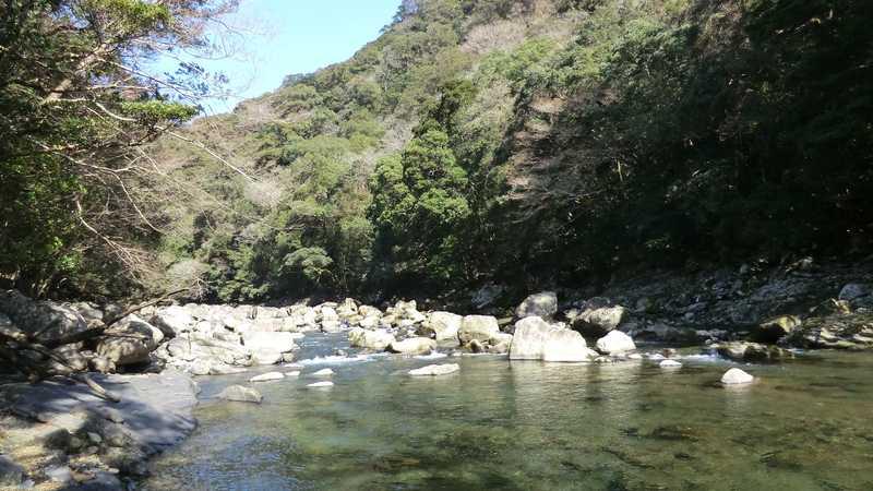九州中央山地国定公園綾地区