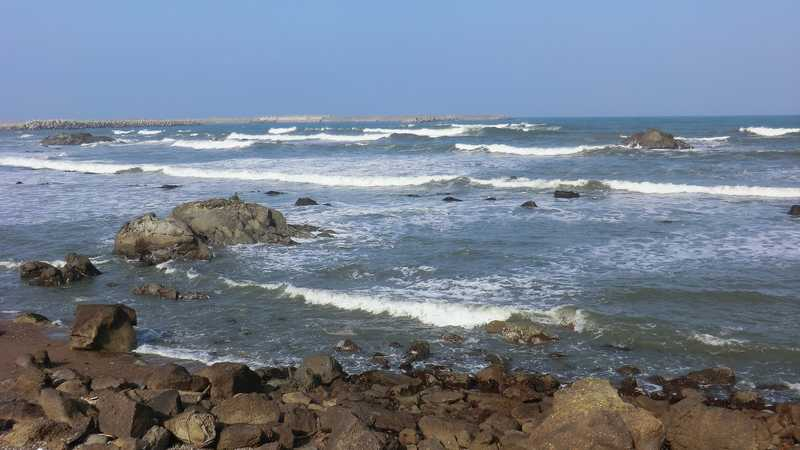 海鹿島海岸