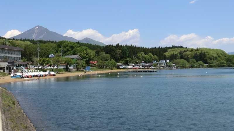 長浜湖水浴場