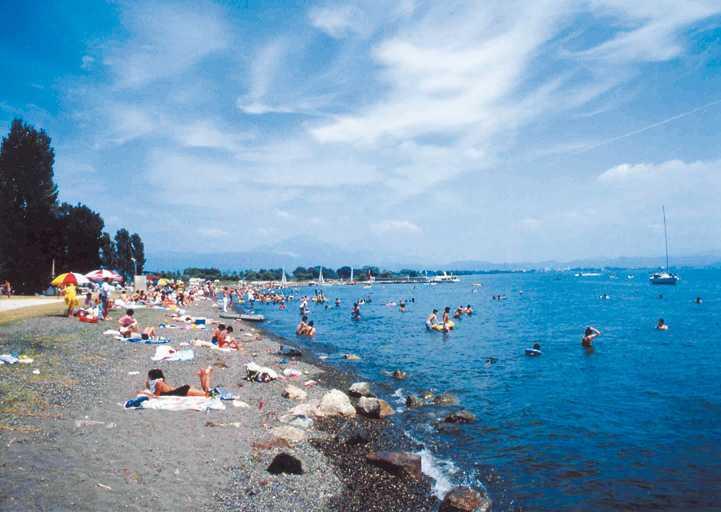 南浜水泳場