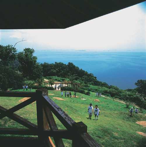 瀬戸内海国立公園寄島園地