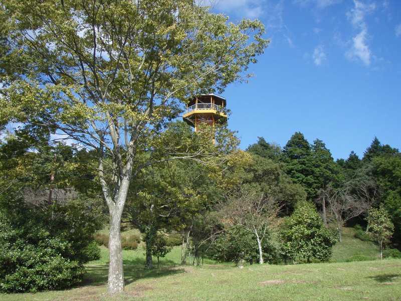 飛形自然公園展望台