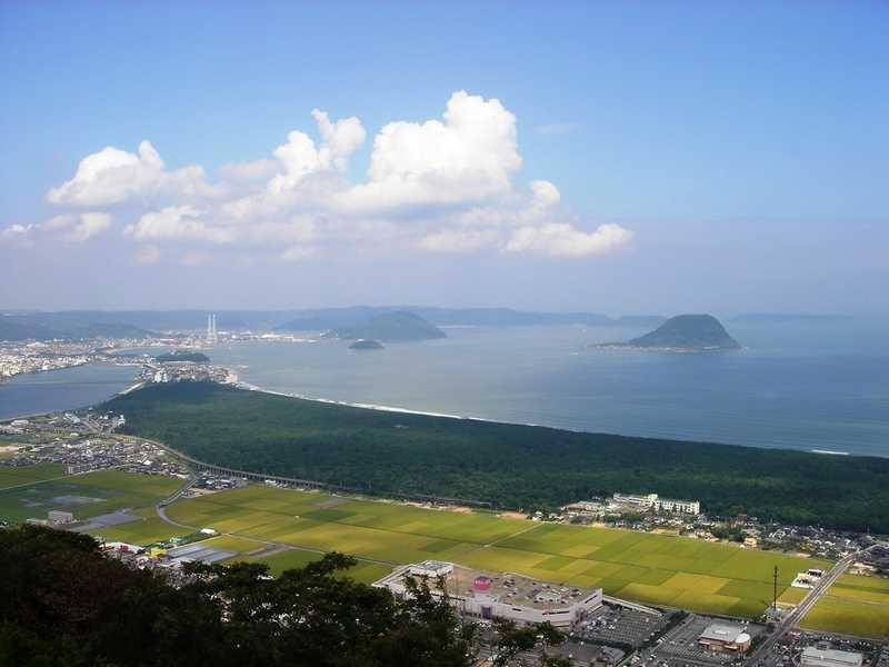 鏡山展望台 - tabico