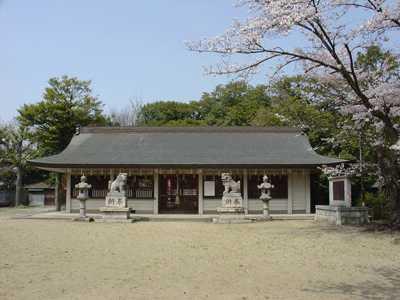 天湯川田神社