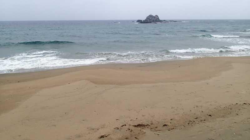 折居海水浴場