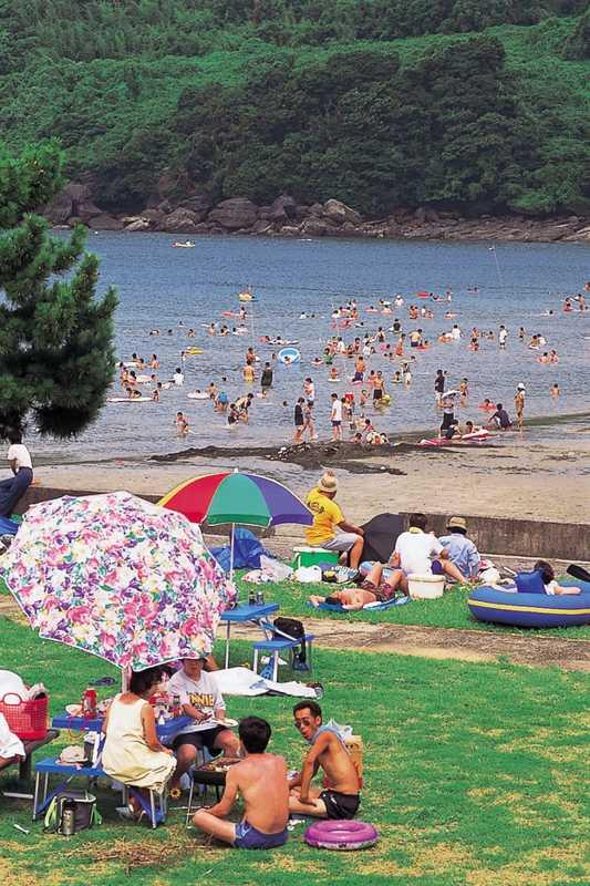 柳ノ浜海水浴場