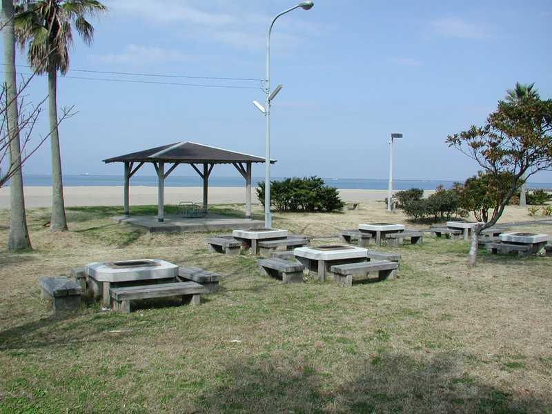神川キャンプ場