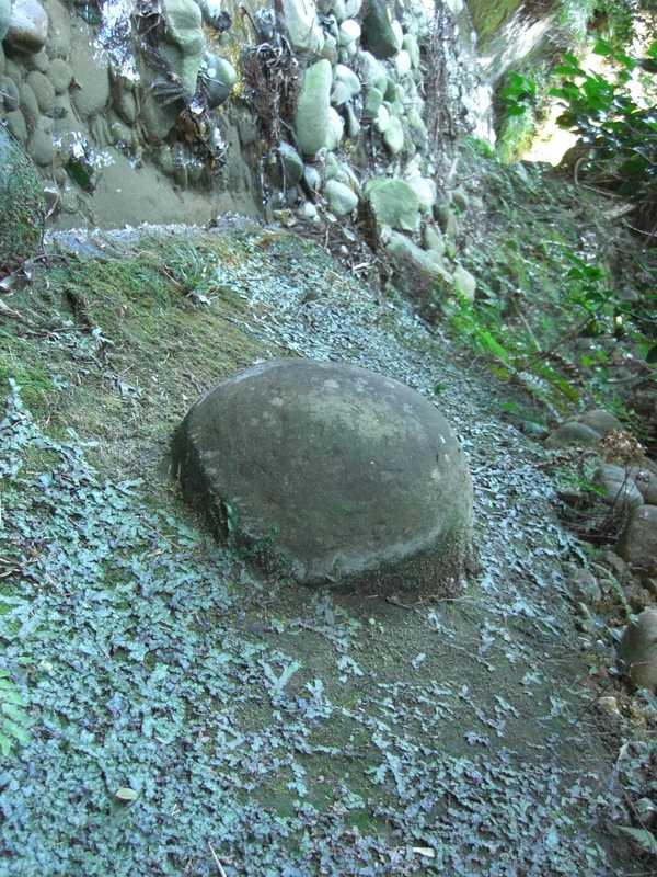 子生まれ石