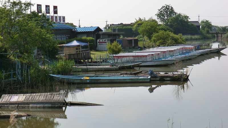 島真珠水郷観光船