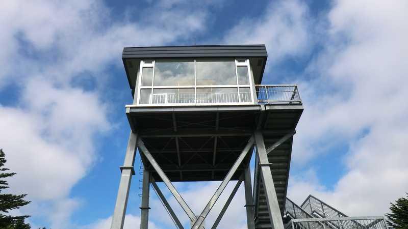 サロベツ原野(サロベツ展望台)の画像