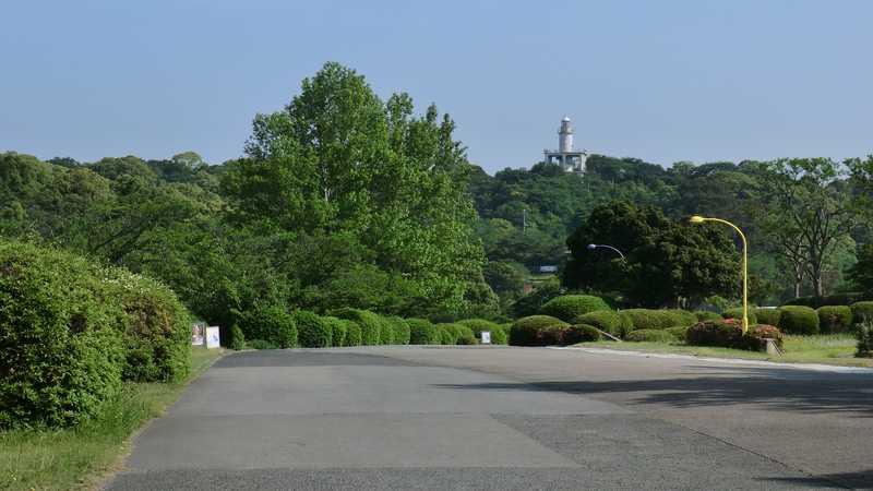 みさき公園付近