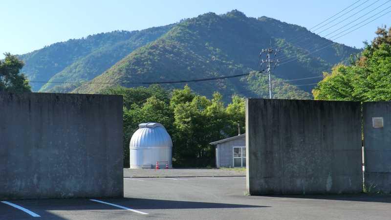 西土佐天体観測所