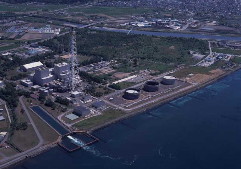 北海道電力(株)伊達発電所