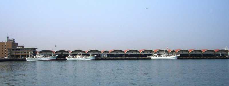 八戸市第三魚市場