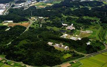 宇宙開発事業団角田ロケット開発センター