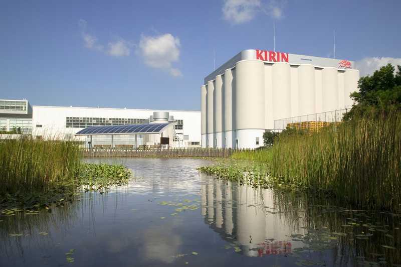 キリンビール(株)神戸工場の画像
