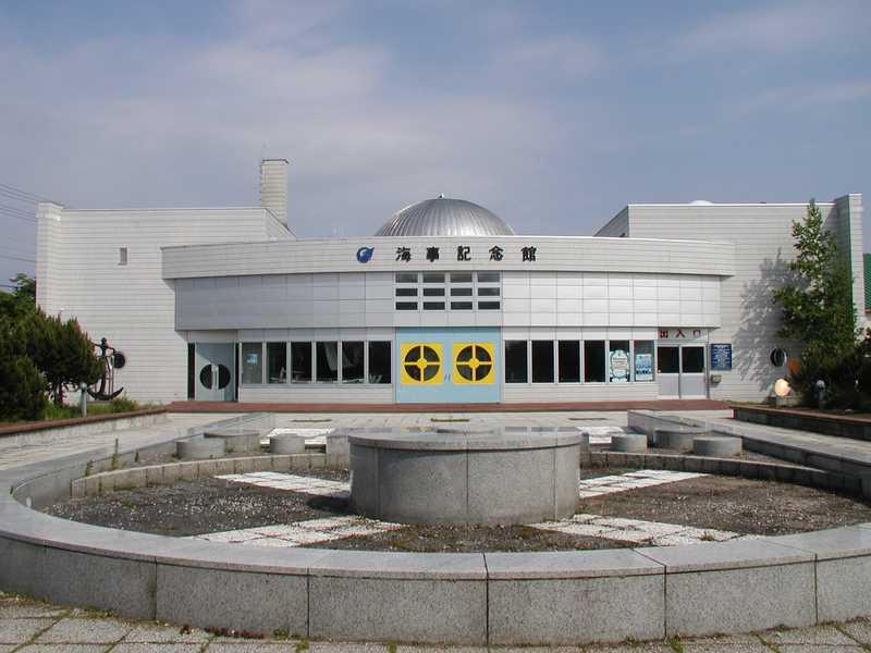 厚岸町海事記念館