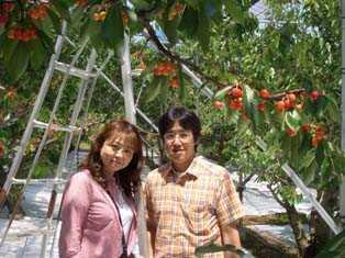 塚原山フルーツ農場