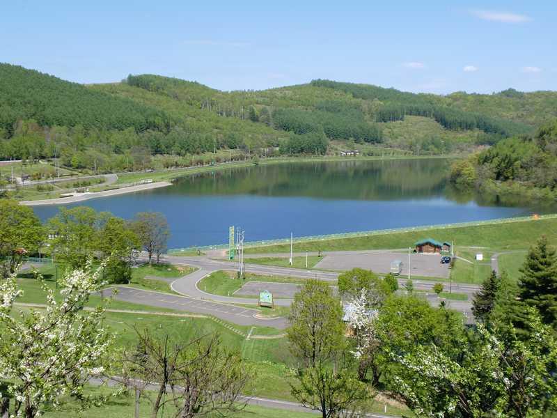 桜岡貯水池