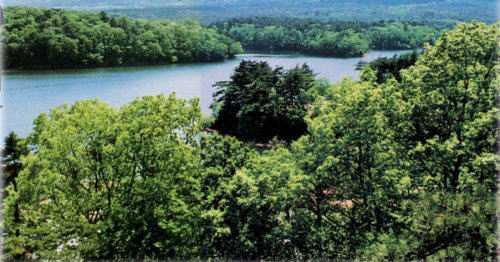 千貫石溜池