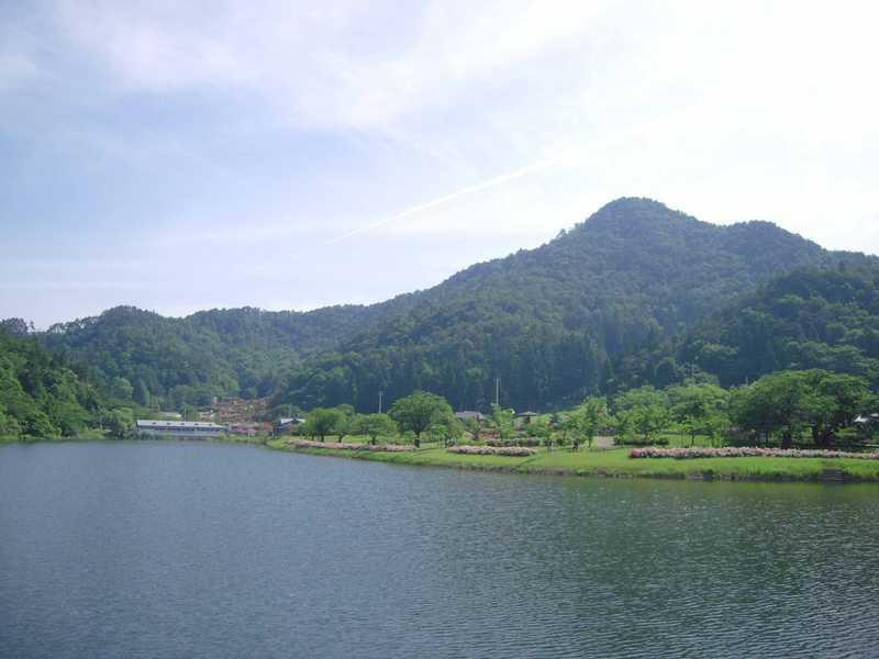 大沢貯水池