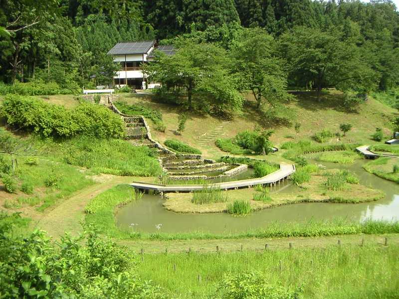 下条川ダム公園