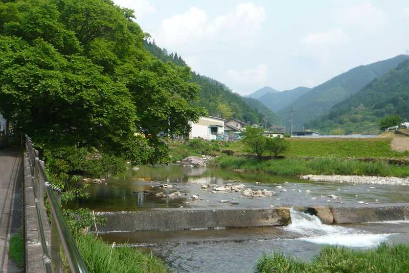 美濃白川ふるさと体験村