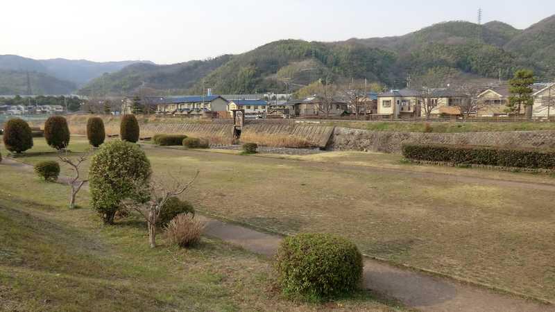 水無瀬川東大寺公園付近