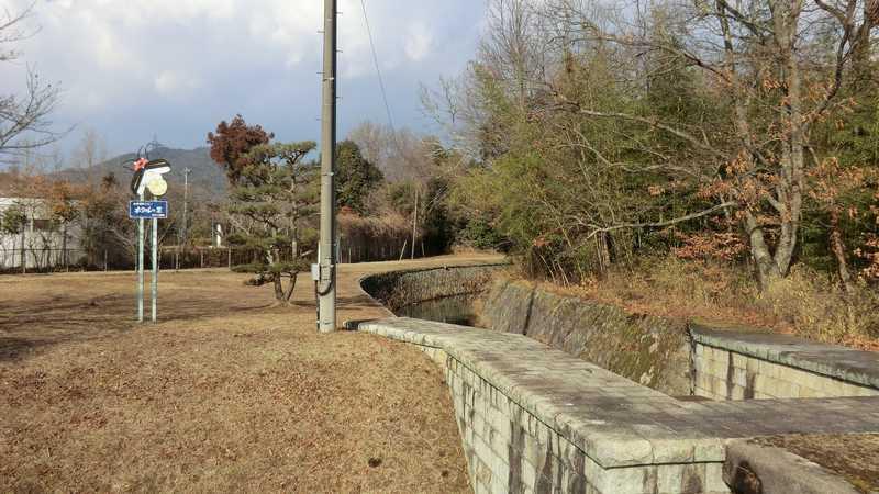 本庄浄水場北(小田川)