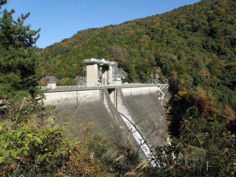 野呂川ダム公園