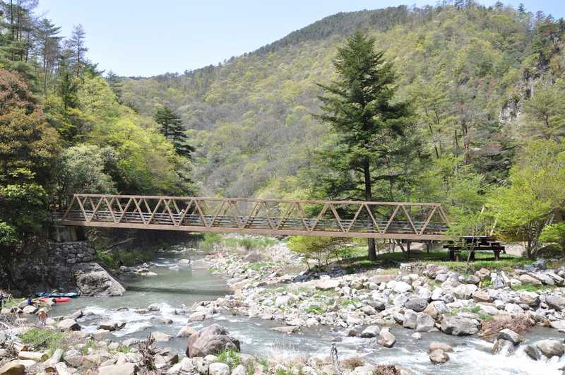 山野峡県立自然公園