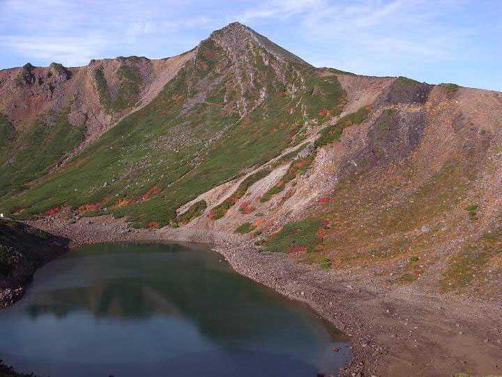御嶽三の池