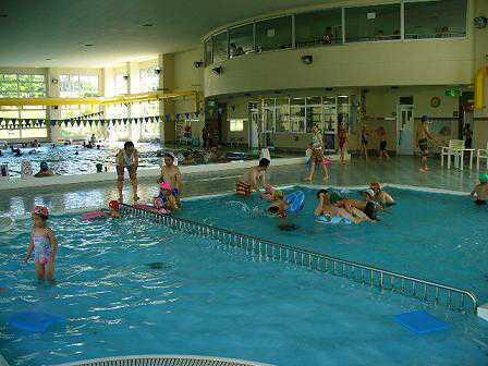 八戸市南郷屋内温水プール
