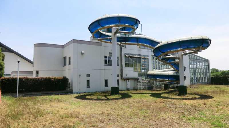 中央運動公園温水プール