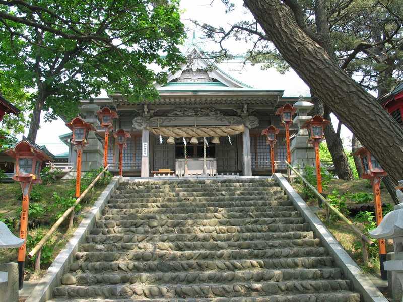 高山稲荷神社例祭