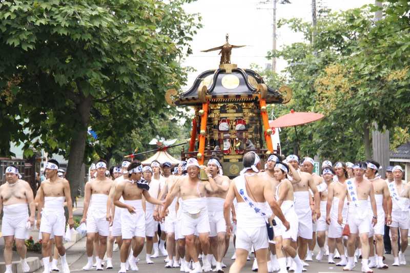 日吉神社御神幸祭