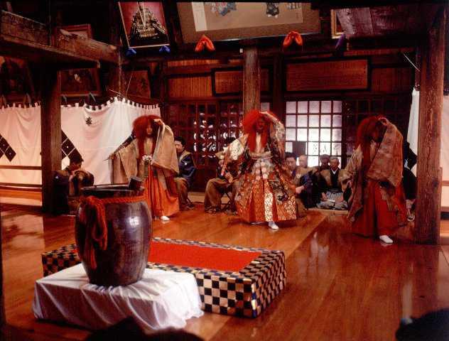 春日神社・祈年祭