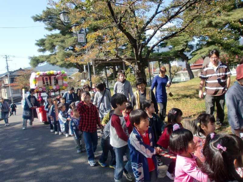 鹿島神社例大祭