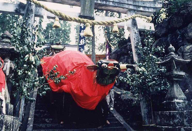 素鷲熊野神社祗園祭礼