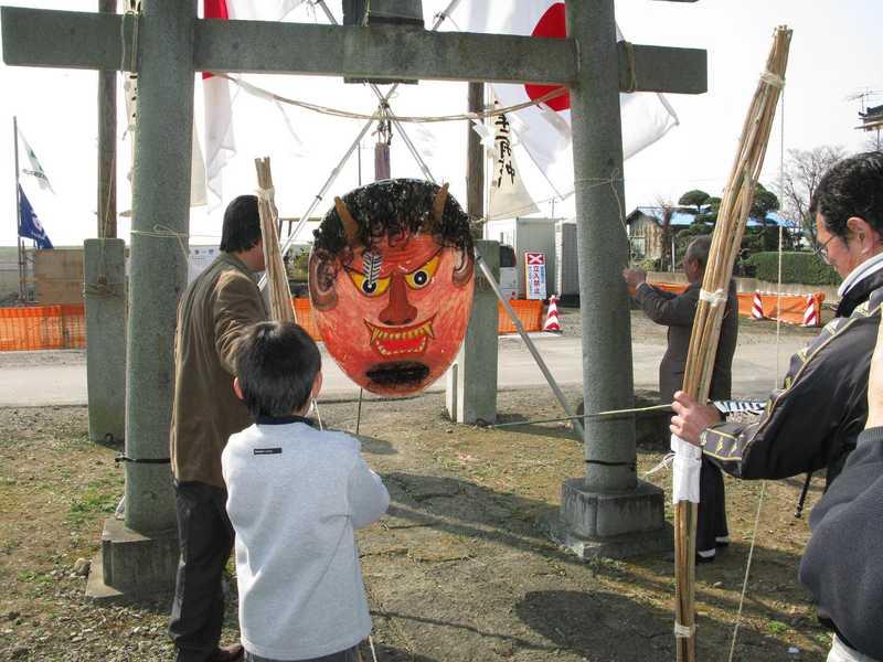 白鳥八幡宮古式祭礼