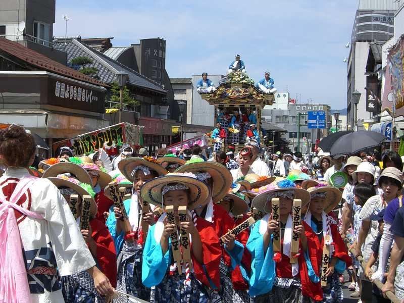 秩父川瀬祭り