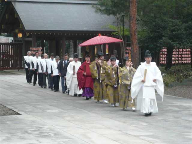 櫻木神社例大祭