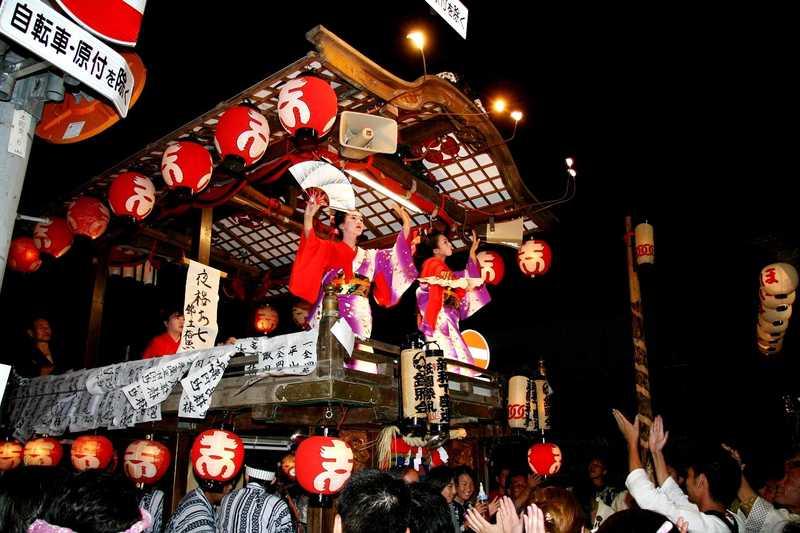 多古町祇園祭