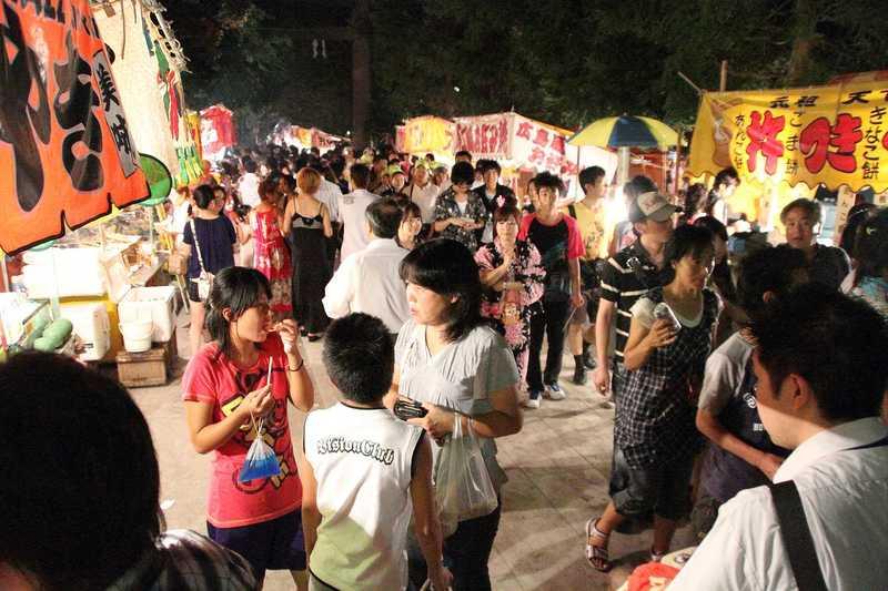稲毛神社山王祭