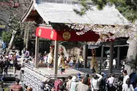 白山神社春季大祭