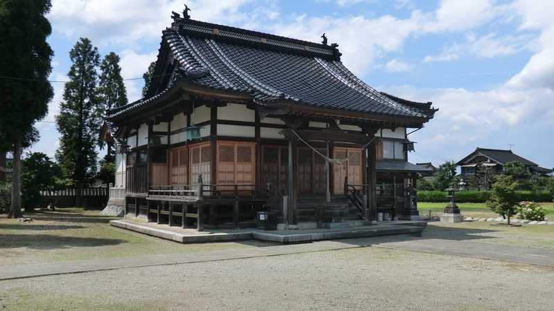 熊野神社稚児舞