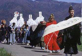 国津神社例祭
