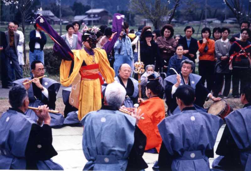 闇見神社例祭