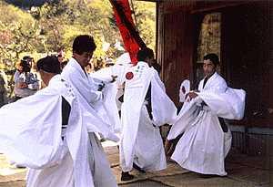 日吉のお鍬祭り
